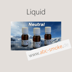 E-Liquid Neutral