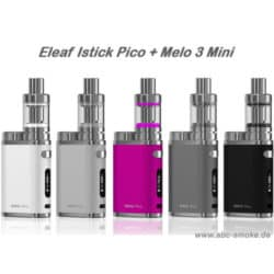 Eleaf iStick Pico mit Melo-3 Mini Set