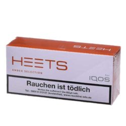 HEETS Amber Selection - Heets Marlboro Amber Label