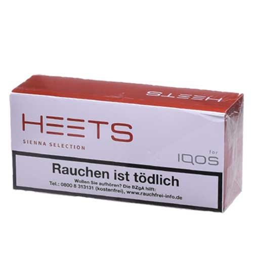 HEETS Sienna Selection (HEETS Marlboro Red Label)