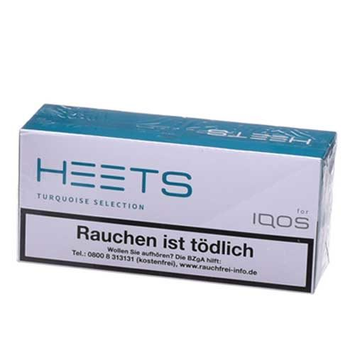 HEETS Turquoise Selection - HEETS Turquoise Label